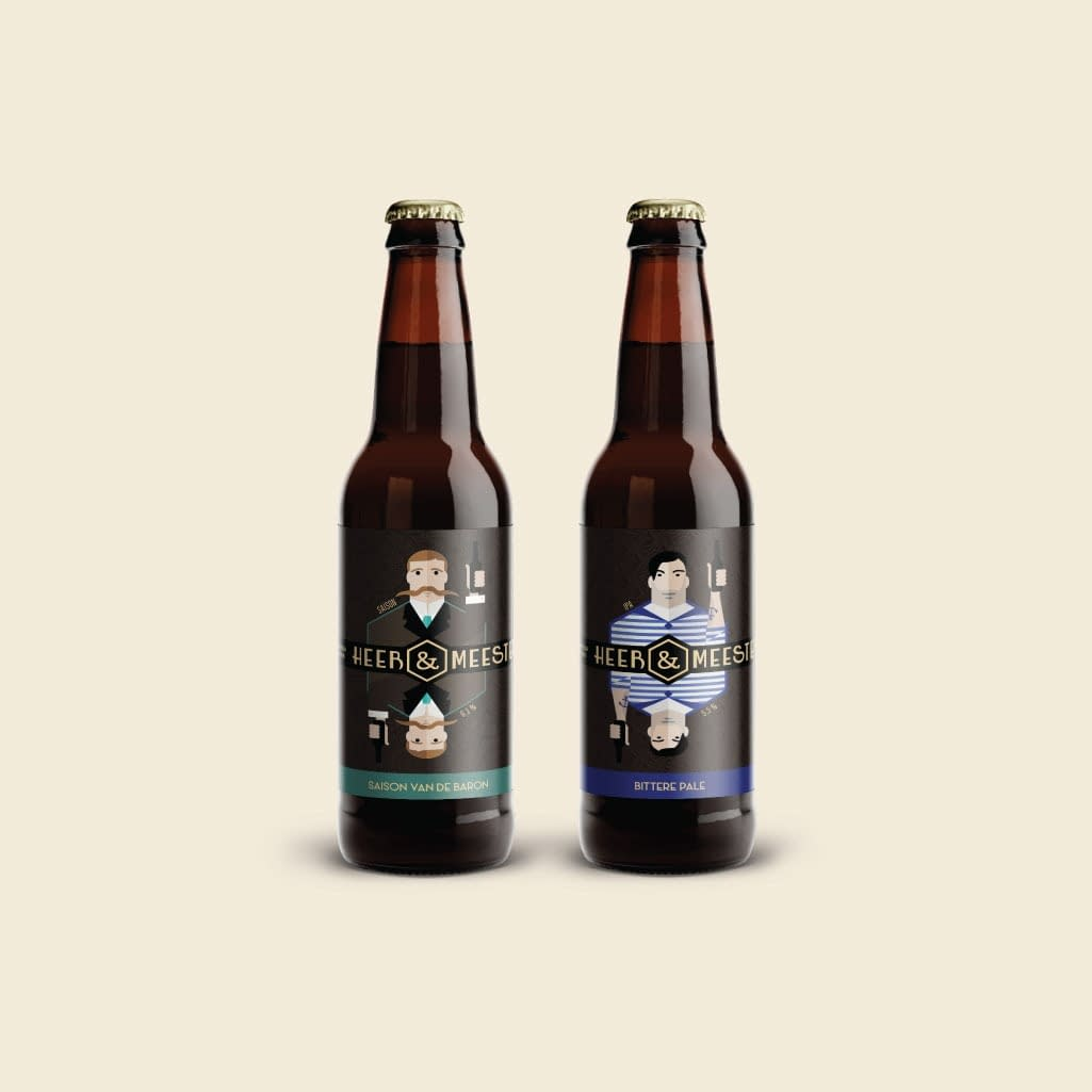 packaging bier