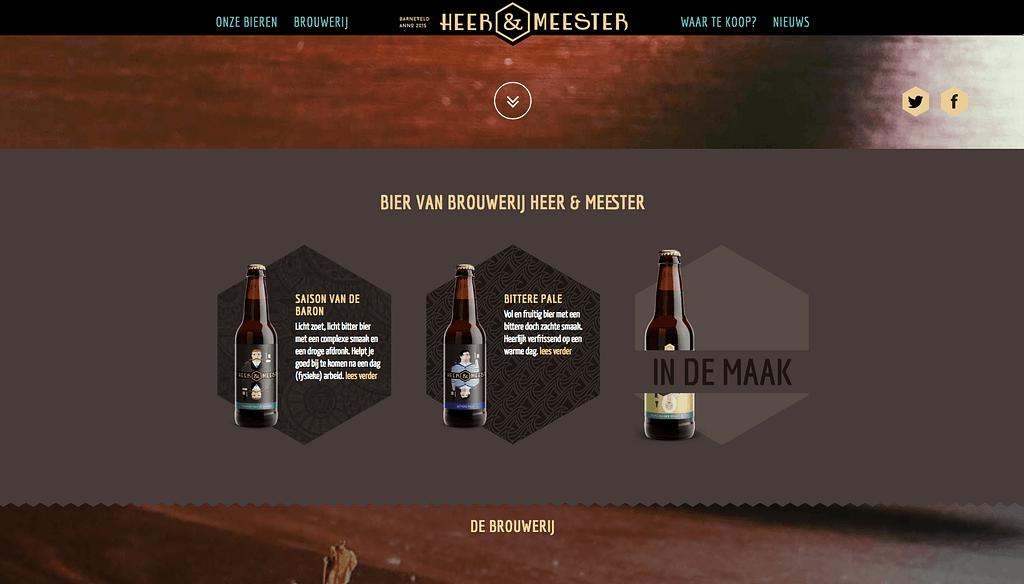 website bier