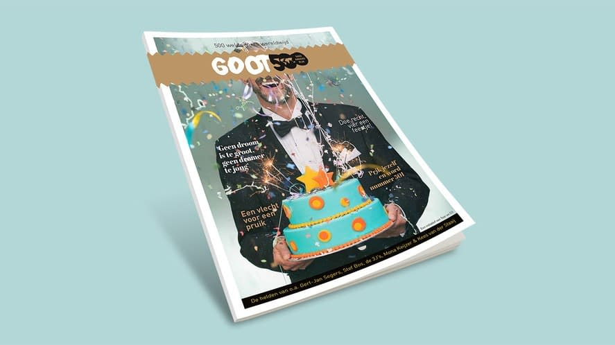 goot 500 editie