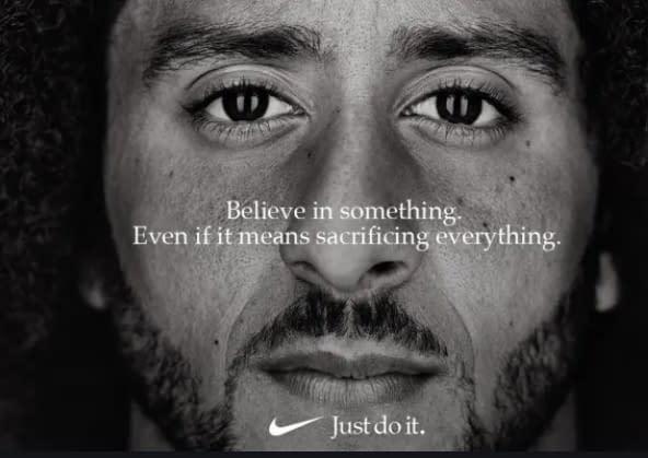 Brandingstraject Nike